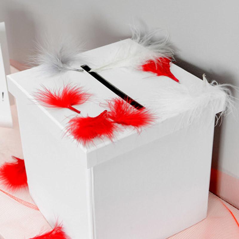 Wedding Gift Letter Box : Wedding Money box Letter box Money gifts Gift box white Birdcage ...
