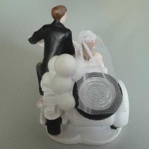 Dekolust Tortenfigur Hochzeitstorte Tortendeko Tortenaufsatz