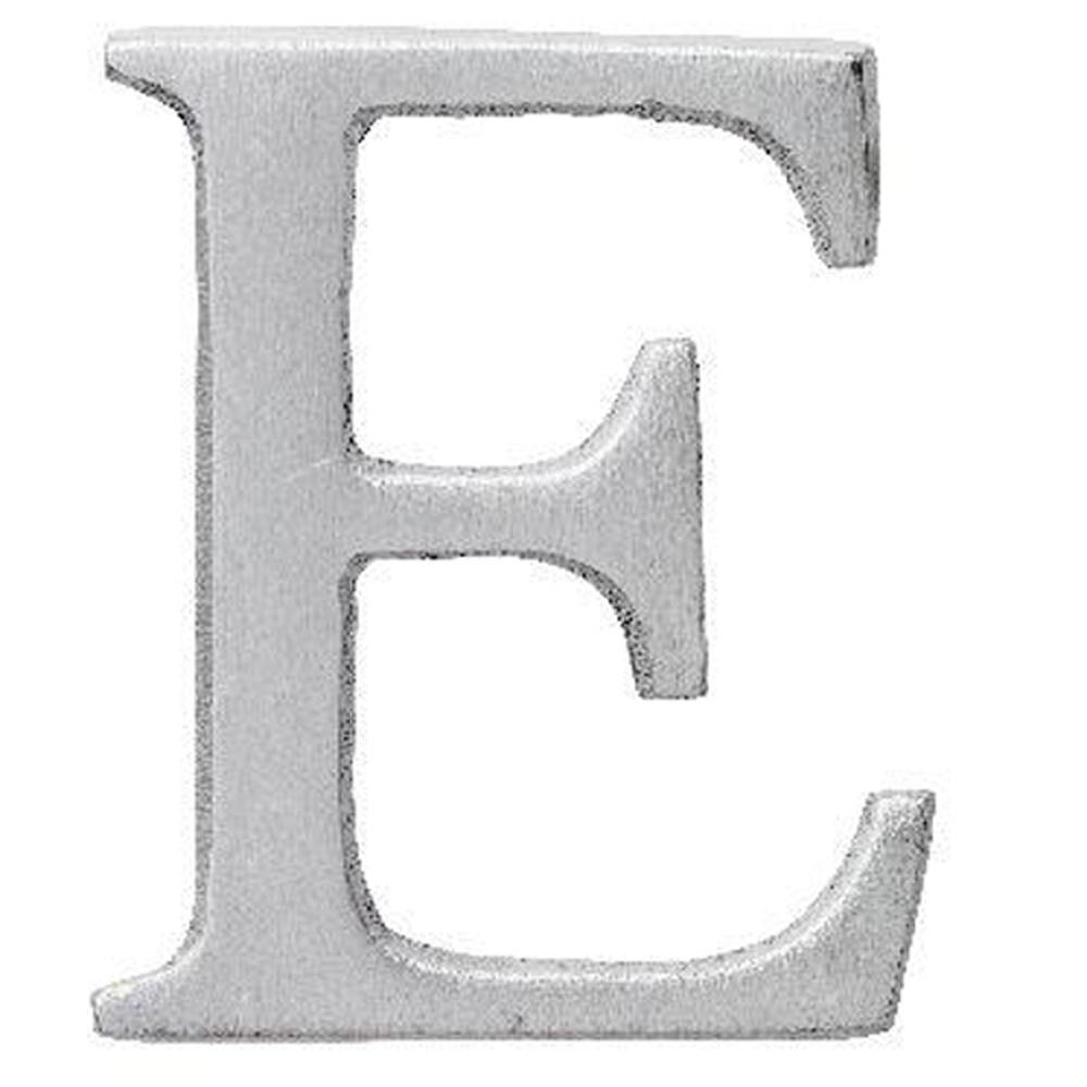 R/äder ABC Alu Lettern E